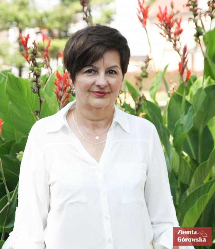 Teresa Frączkiewicz kandydatem na burmistrza Góry