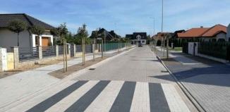Koniec budowy ulicy Bukowej